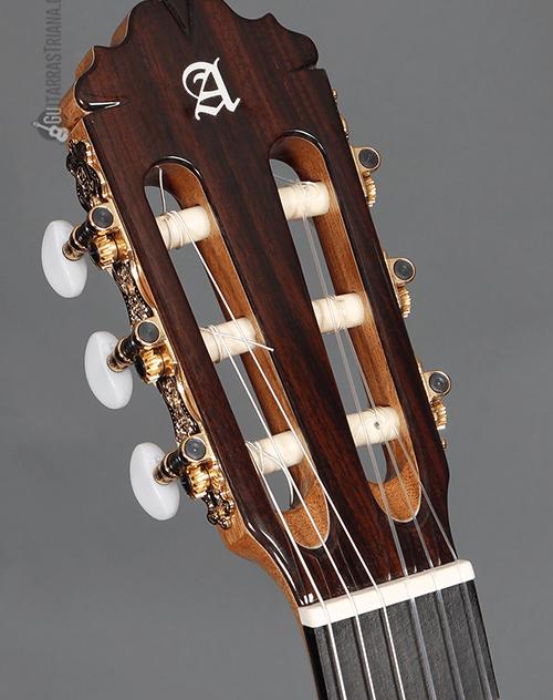 clavijeros dorados de la guitarra flamenca alhambra 5f