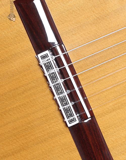puente del modelo alhambra luthier india montcabrer