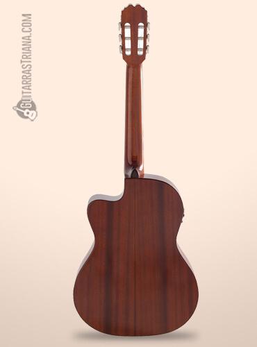 fondo de sapelly de la guitarra clásica admira málaga cutaway