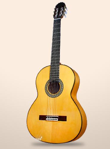 guitarra amalio burguet 2f
