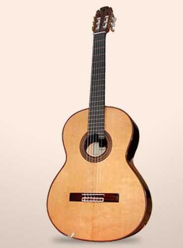 guitarra amalio burguet AB