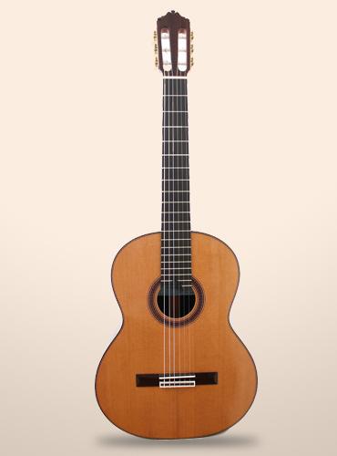 guitarra amalio burguet unico