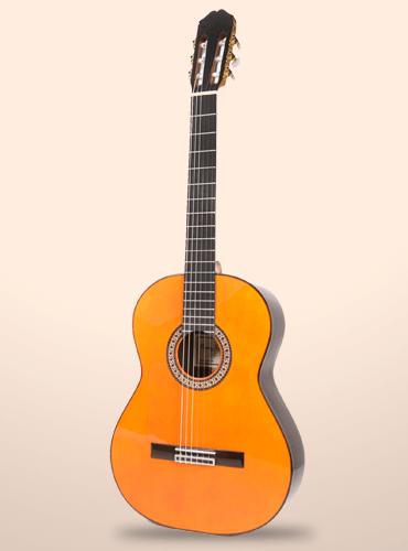 guitarra raimundo 145 flamenco palo santo