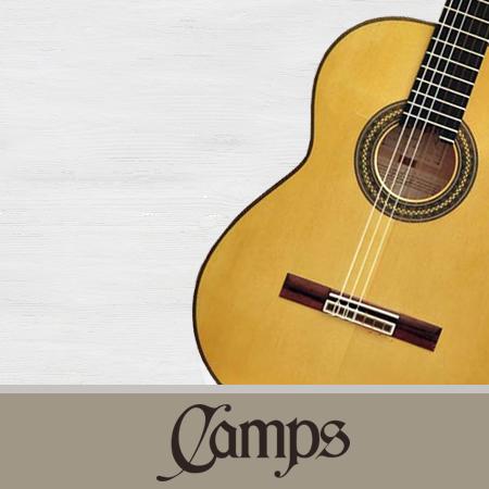 modelos de guitarras Camps