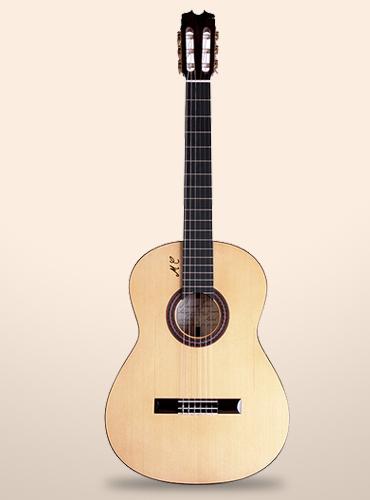 guitarra mariano conde Pozuelo Blanca