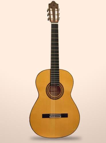 guitarra camps primera negra a