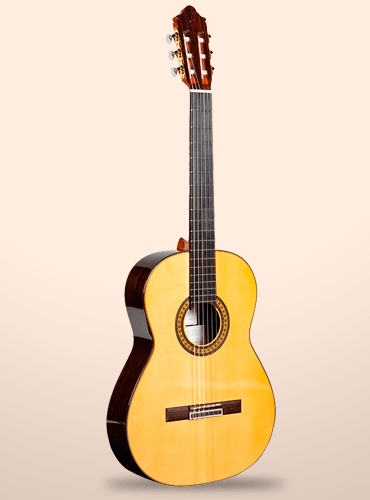 guitarra flamenca camps primera negra e