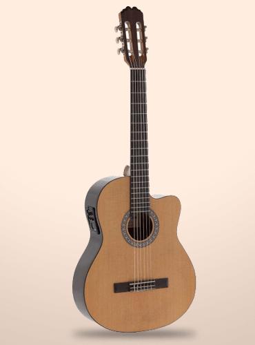 guitarra admira sara EC