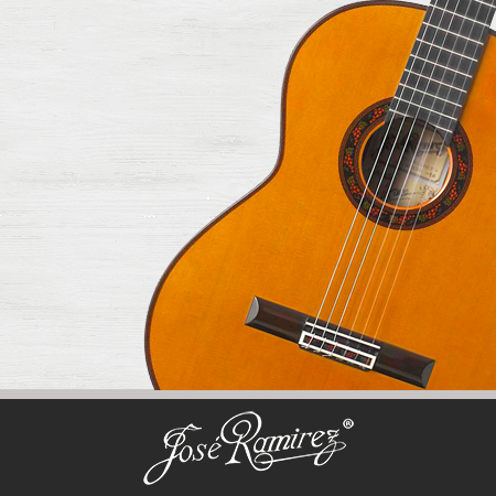 modelos de guitarras Ramirez